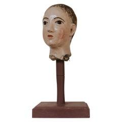 18th Century Santos Head