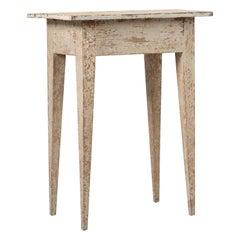 18th Century Small Swedish Gustavian Side Table