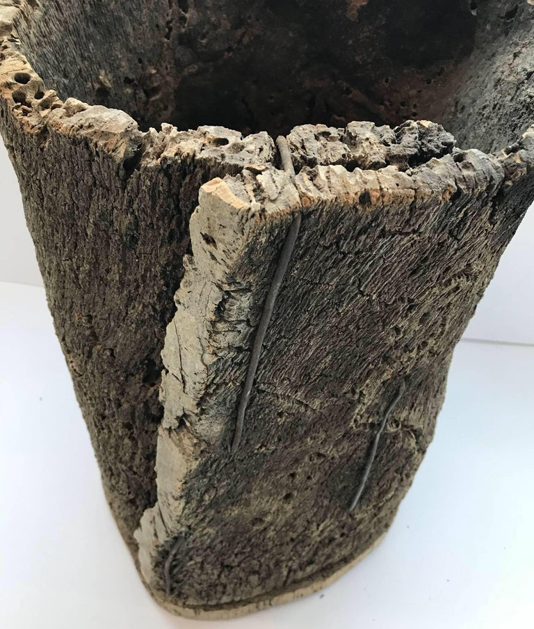 18th Century Spanish Cork Beehive In Good Condition For Sale In Chicago, IL