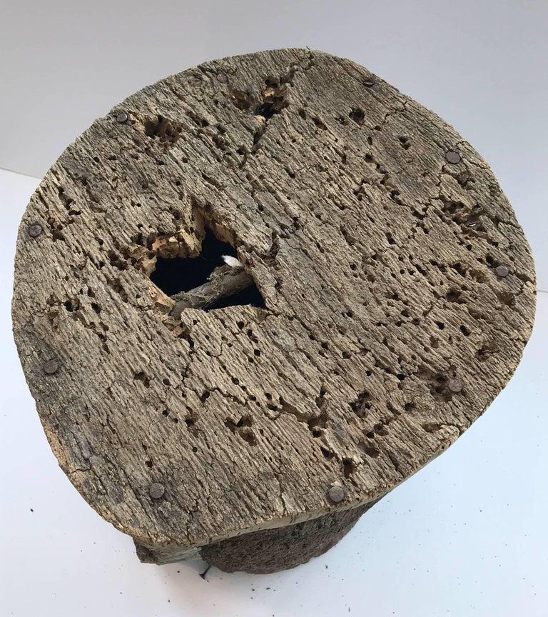 18th Century Spanish Cork Beehive For Sale 1