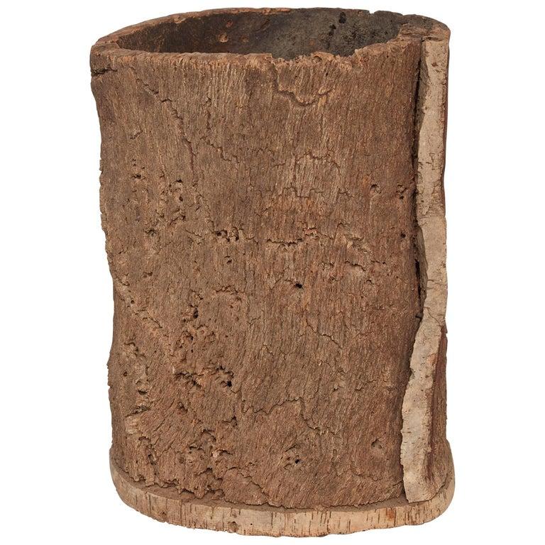 18th Century Spanish Cork Beehive For Sale