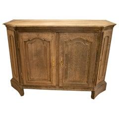 18th Century Spanish Four-Door Farmhouse Kitchen Cabinet