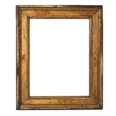 18th Century Spanish Frame, circa 1780