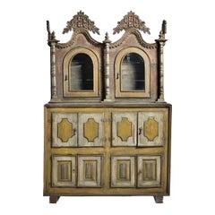 18th Century Spanish Rustic Credenza