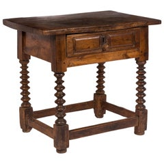 18th Century Spanish Shoemaker's Table