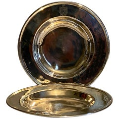 18th Century Spanish Silver Plates Assayed in Cordoba