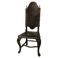 18th Century Spanish XVIII Style Chair