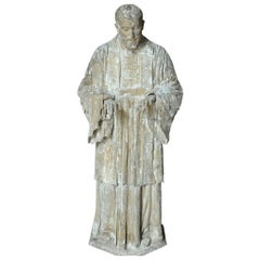 18th Century Statue of Saint Francis of Xavier