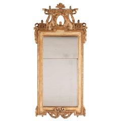 18th Century Stockholm Work Swedish Mirror