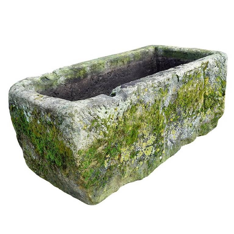 18th Century Stone Trough