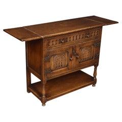 18th Century Style Oak Cupboard