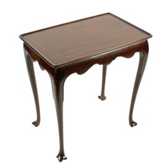 18th Century Style Silver Table