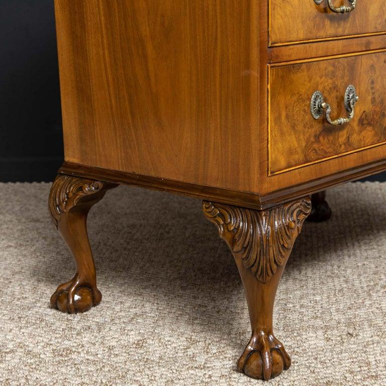 18th Century Style Walnut Bureau For Sale 6