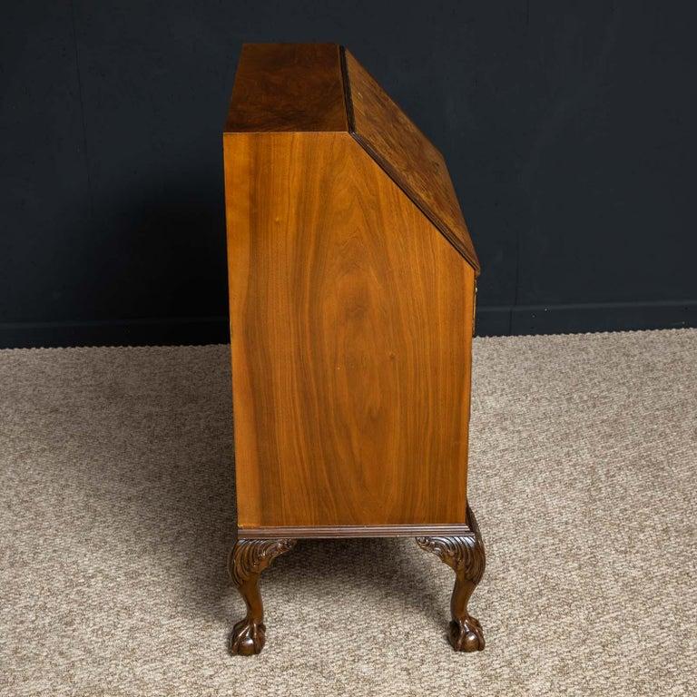 18th Century Style Walnut Bureau For Sale 8