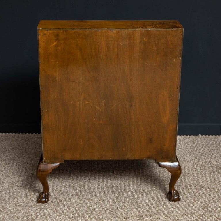18th Century Style Walnut Bureau For Sale 9