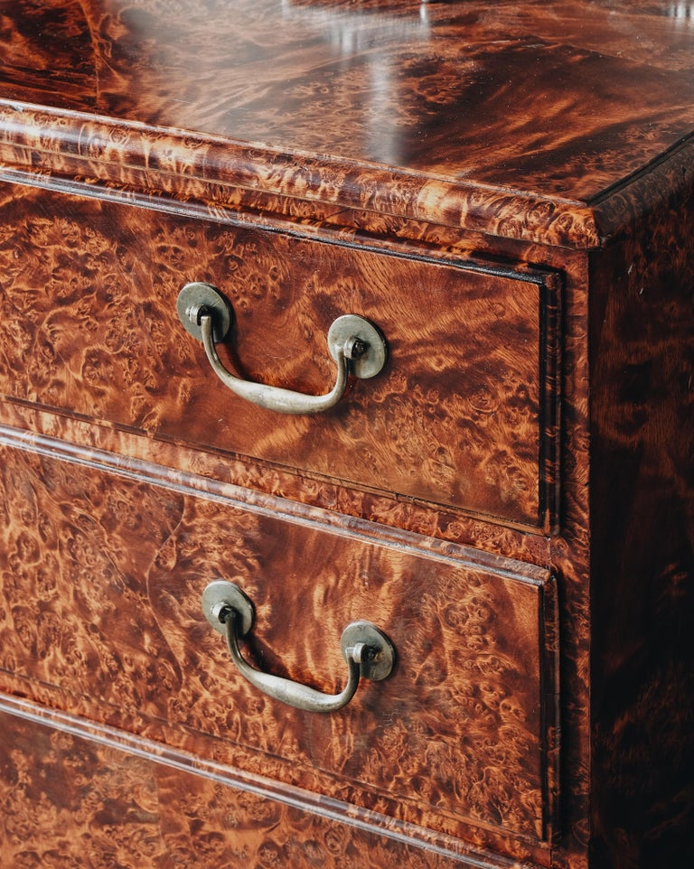 18th Century Swedish Baroque Commode For Sale 1