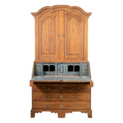18th Century Swedish Bureau Cabinet