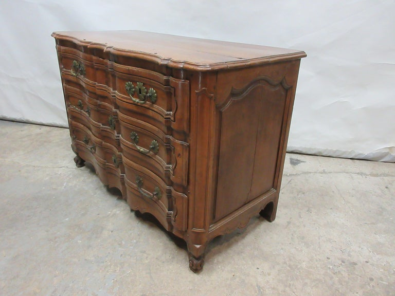 Country 18th Century Swedish Chest of Drawers For Sale