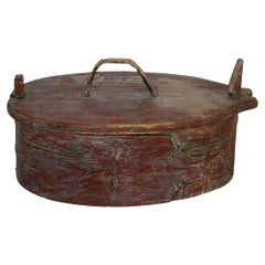 Folk Art Boxes