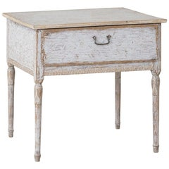 18th Century Swedish Gustavian Period Center Table