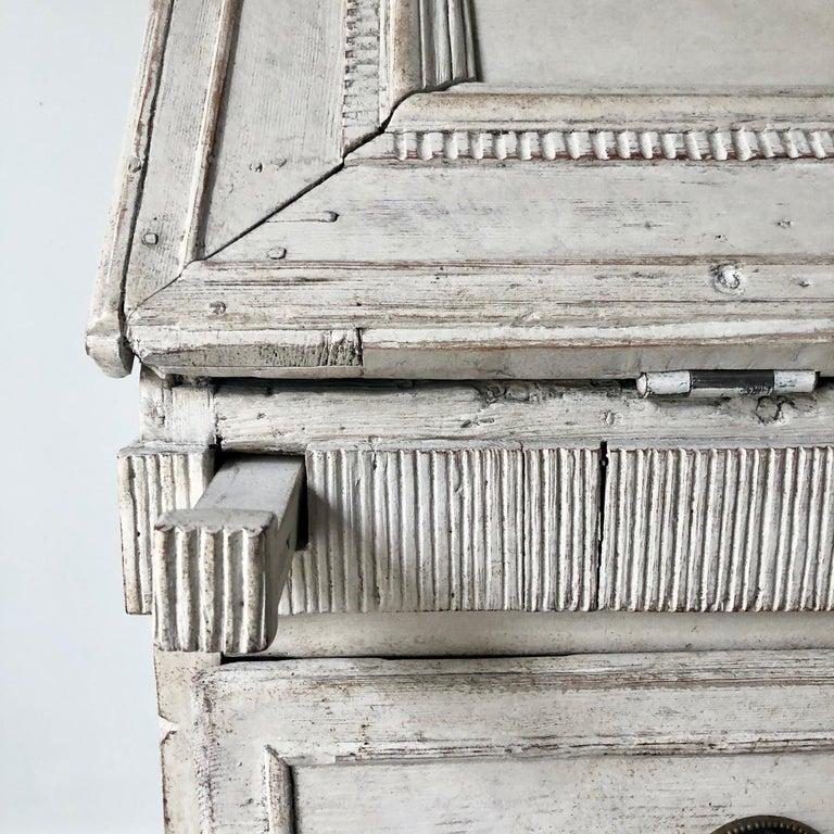 18th Century Swedish Gustavian Period Secretaire For Sale 9