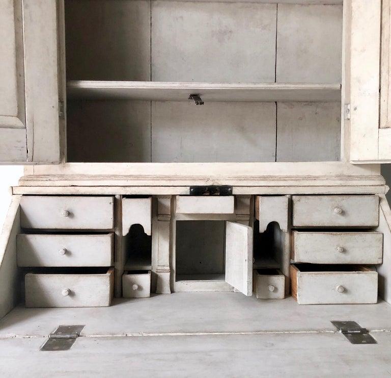 18th Century Swedish Gustavian Period Secretaire For Sale 3
