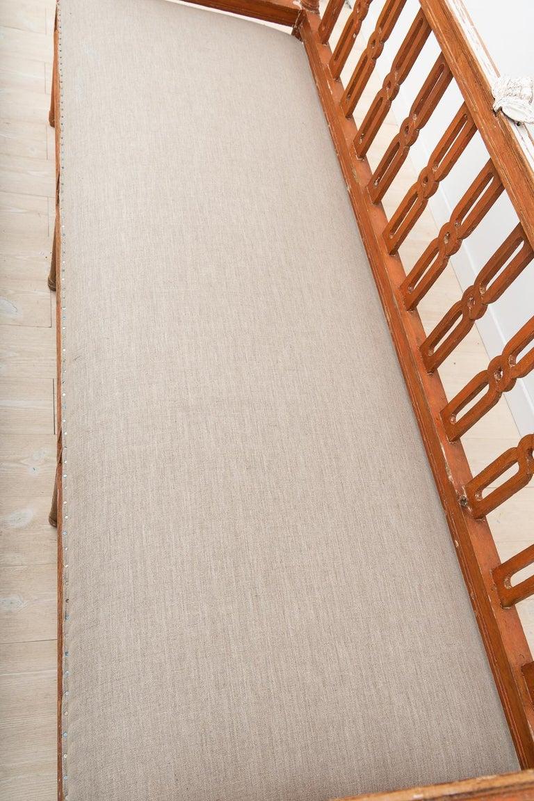 18th Century Swedish Gustavian Sofa For Sale 12