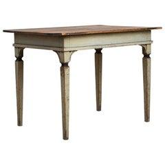 18th Century Swedish Gustavian Table
