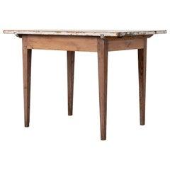 18th Century Swedish Gustavian Writing Table