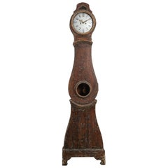 18th Century Swedish Mora Clock