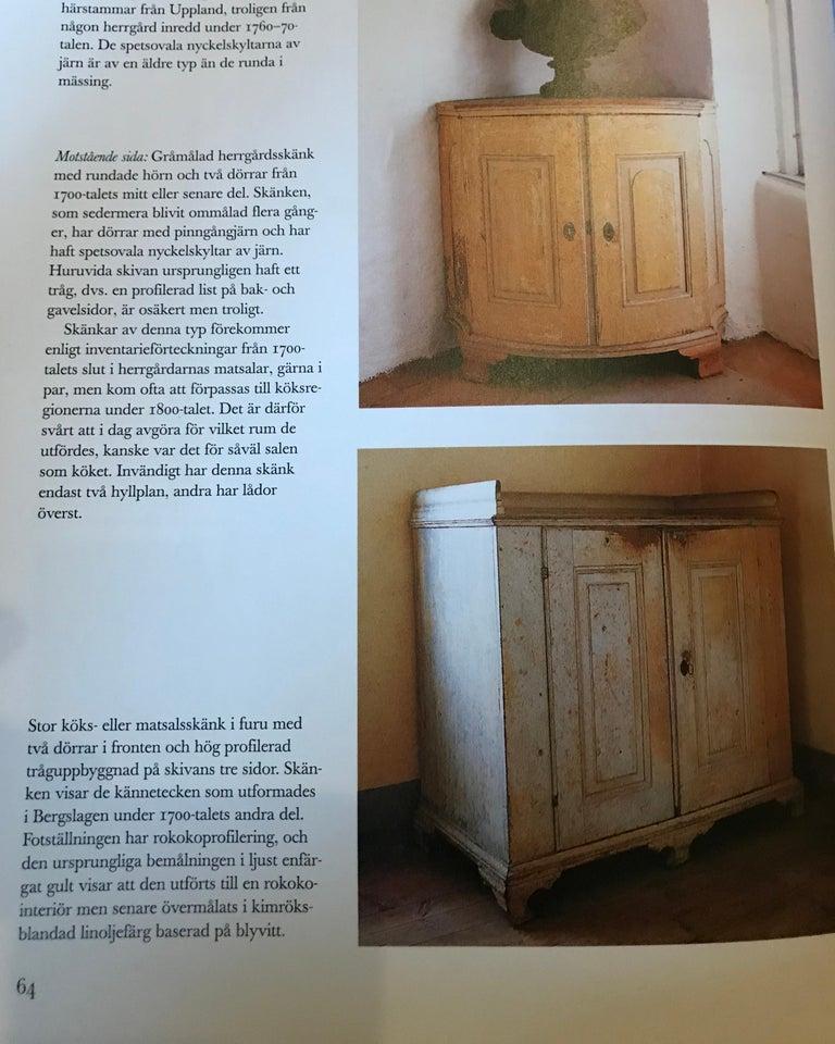 18th Century Swedish Rococo Buffet  For Sale 5