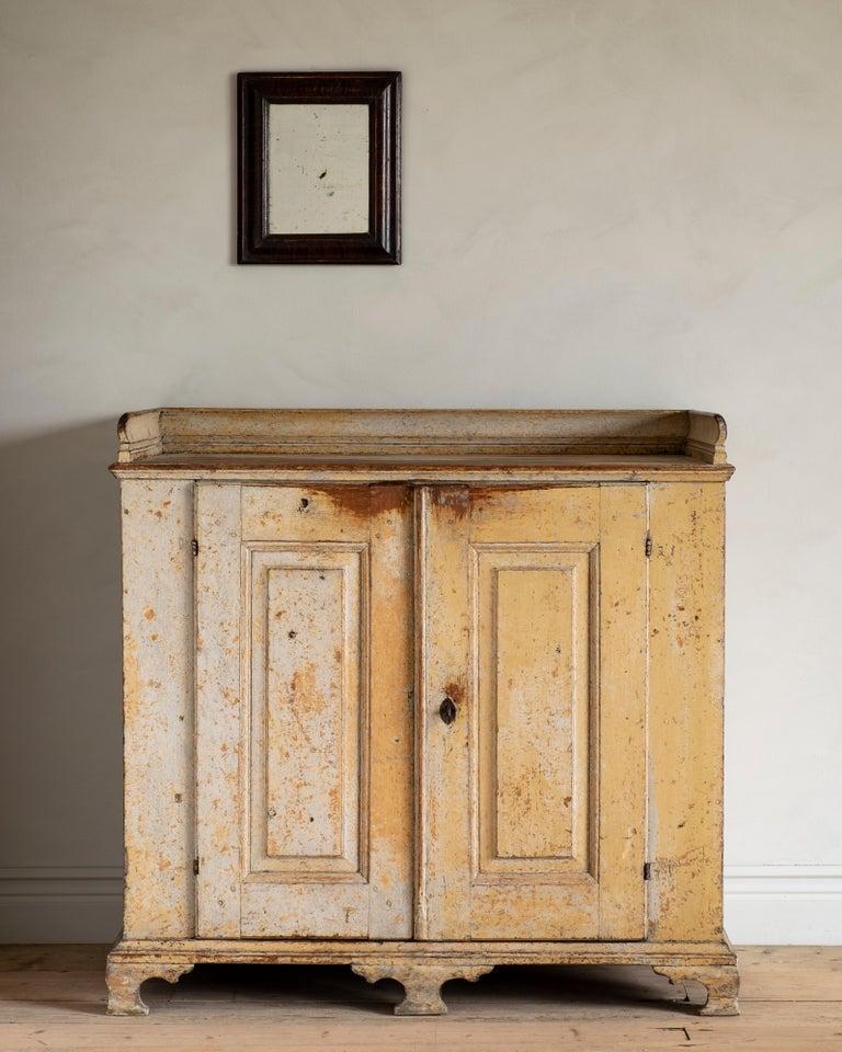18th Century Swedish Rococo Buffet  For Sale 2