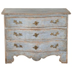 18th Century Swedish Rococo Commode