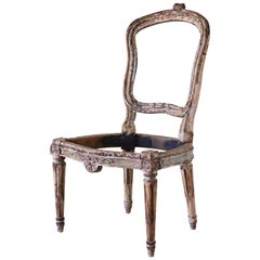 18th Century Swedish Transitional Chair