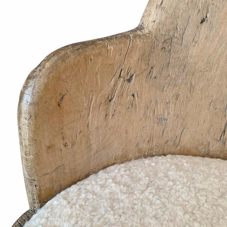18th Century Swedish Tub Chair For Sale 4