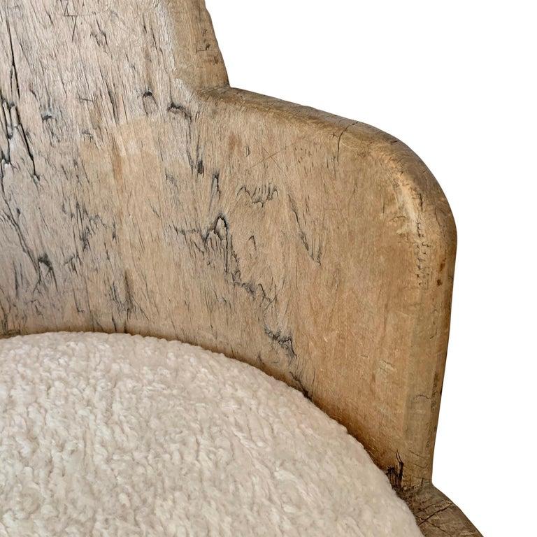18th Century Swedish Tub Chair For Sale 2