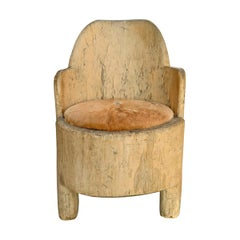 18th Century Swedish Tub Chair