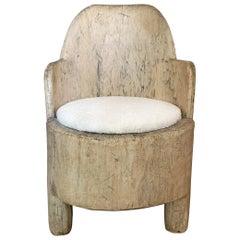 18th Century Swedish Tub Chair