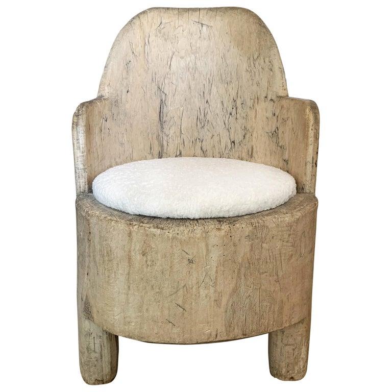 18th Century Swedish Tub Chair For Sale