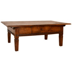 18th Century Swiss Coffee Table