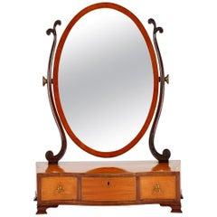 18th Century Toilet Mirror