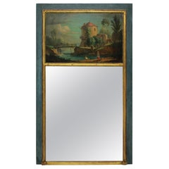 18th Century and Earlier Trumeau Mirrors