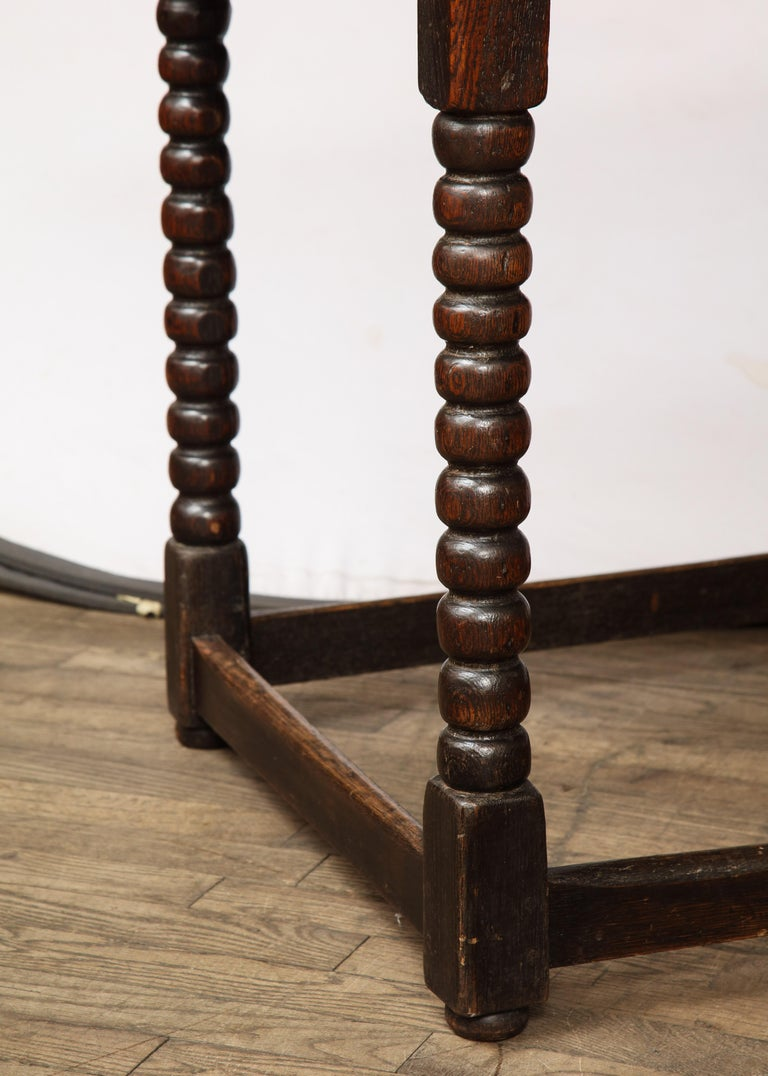 18th Century Twisted Leg Table For Sale 4
