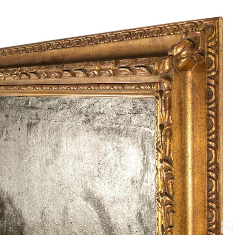 Canvas 18th Century Venetian Baroque Neoclassical Oil Painting of Grand Scale For Sale