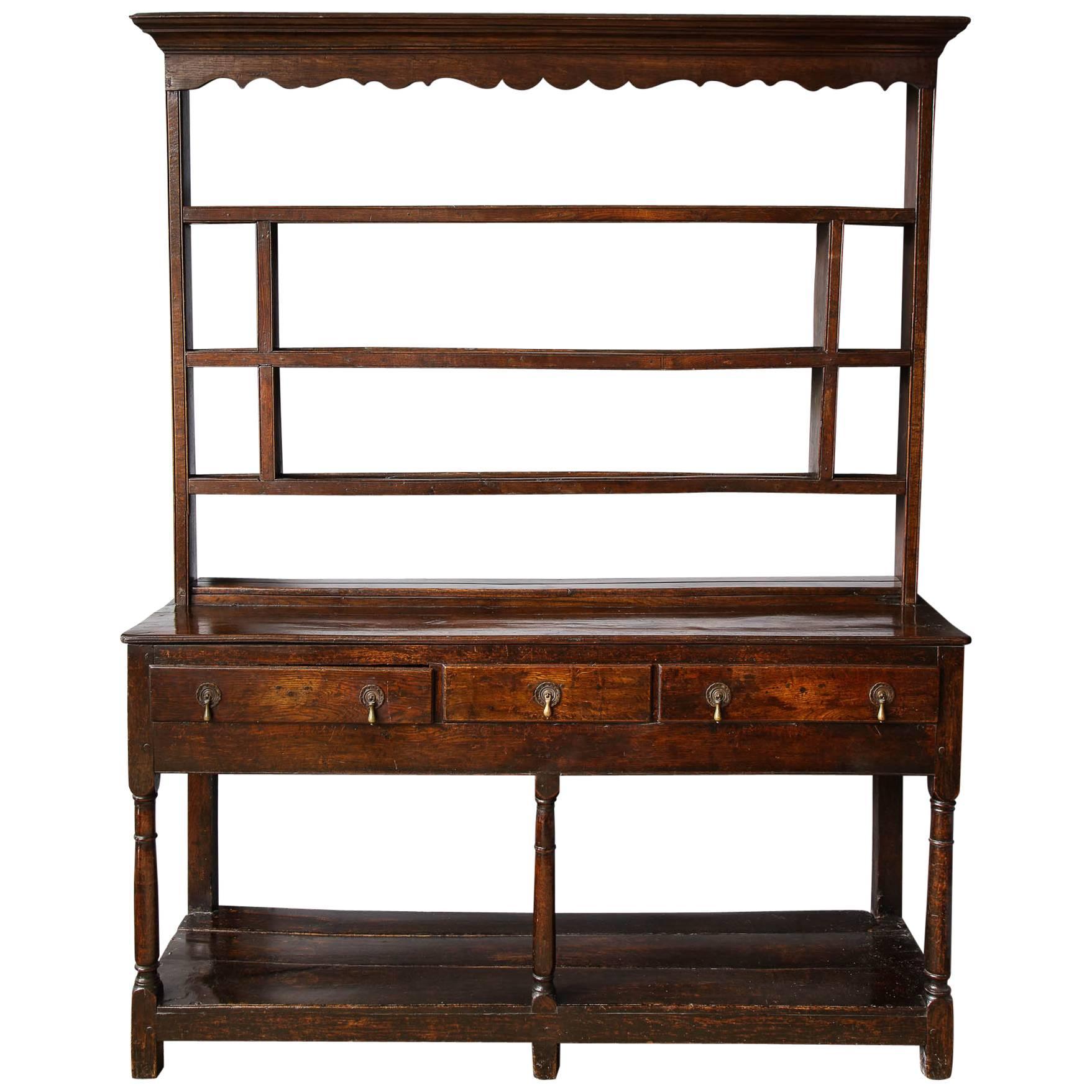 18th Century Welsh Dresser