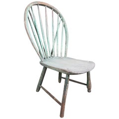 18th Century West Country Yealmpton Chair in Original Finish