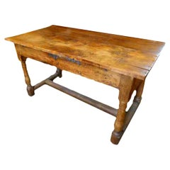 18th Century Wooden Table, Spain