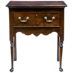 18th Century Yew Wood Small Dresser