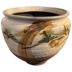 18th Century Yumino Wax Bean Pot