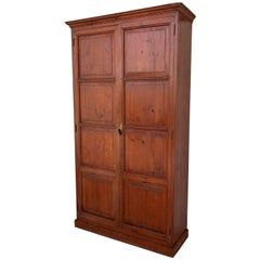 Wardrobe, Cupboard or Cabinet, Walnut, Castilian Influence, Spain Restored